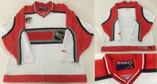L (48) NHL 2000 World All Star Goalie CCM Jersey Oilers Capitals St Louis Blues