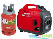 Honda EU20i LPG Suitcase Inverter Generator - On Generator Kit