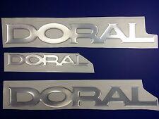 """DORAL boat Emblem 15"""" + FREE FAST delivery DHL express"""