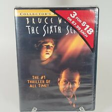 The Sixth Sense (Dvd, 2000, Collectors Series) Brand New! I See Dead People