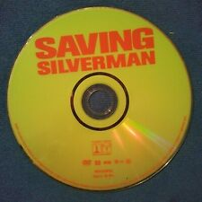 Saving Silverman dvd Disc Only, No Usps Tracking!