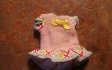 Barbie Kelly 2000 Love N Care Original Pink Nightgown Mint