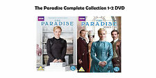The Paradise Complete Series Collection 1-2 DVD All Episode Season 1 2 UK R2 NEW