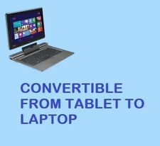 Toshiba UltraBook Tablet Convertible Z10T-13T i5-4220Y 4GB 128GB 11.6'' Win 10