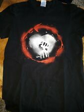 Rise Against, T-Shirt, Gr. S, schwarz
