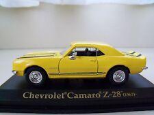 YAT MING / RAIL KING - 1967 CHEVROLET CAMARO Z-28 - 1/43 DIECAST