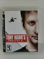 Tony Hawk's Project 8 (Sony PlayStation 3, 2007) - Complete