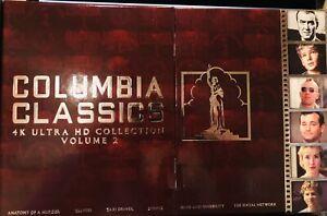 COLUMBIA CLASSICS - VOL 2:   Presentation Box + 82 Booklet + Bonus DVD