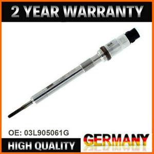 DE Glühkerze mit Drucksensor 03L905061G 03L905061H Für Audi VW Skoda Sitz