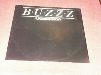 "Buzzz:  Obsession   12""   NEW VINYL EX SHOP"