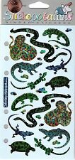 Stickopotamus Stickers  - Lizzards, Turtles, Snakes - Free Shipping