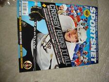 Sportsnet Magazine Premiere Issue 1st SIDNEY CROSBY Oct/2011 sports illustrated