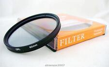 62 62MM CPL Filter Circular Polarizer Polarizing DSLR Camera Camcorder For Lens