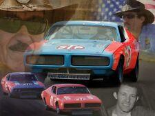 "RICHARD PETTY - 50 YEARS OF KING RICHARD 8X10"" NASCAR PHOTO"