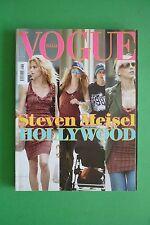 VOGUE ITALIA 653 GENNAIO 2005 STEVEN MEISEL LOS ANGELITOS ADIOS BY BRUCE WEBER