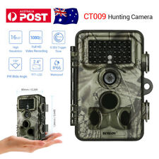 16MP 1920x10800 Trail Camera Wireless Farm Security Cam Waterproof Night Vision
