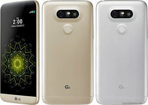 LG G5 H830  32GB 4G LTE  Gold & Silver T-Mobile GSM UNLOCKED Smartphone