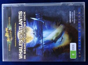 Whales of Atlantis : In Search of Moby Dick - Region Free DVD - FREE POST