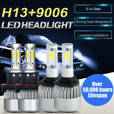 2019 NEW 6000K H13 Headlight 9006 Fog Light for Dodge Ram 1500 2500 3500 2006-09