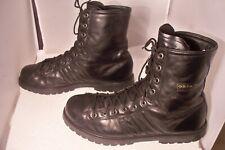 Adidas Muhammad Ali Black Leather Combat Boots 2005 Men Size 14