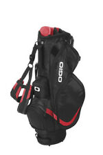 Ogio Vision 2.0 Stand Golf Bag Brand new in box- FREE SHIPPING Black and Red