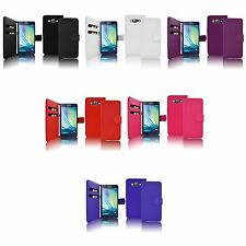 Case For Samsung Galaxy A5 Wallet Flip PU Leather Stand Card Slot Pouch Cover