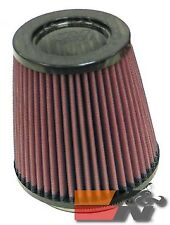 K&N Universal Air Filter - Carbon Fiber Top For 4FLG, 5-3/8B, 4T, 5-1/2H RP-4660