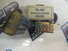 GE CR123H3.77A Overload Heater Element - NEW