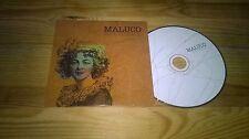 CD Indie Maluco - Right Time / Dreamer (8 Song) Promo KARAOKE KALK cb
