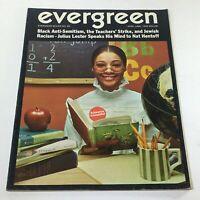 VTG Evergreen Magazine: April 1969 - Julius Lester Jacques and Demy John