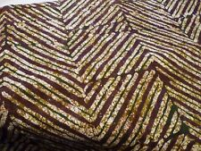 Très belle pièce de tissu batik, coton,   H 520 cm x larg 240 cm Réf /M28