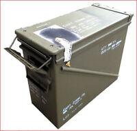 Ammo Box M61 Ex Military Issue Metal Storage Case HEAVY DUTY UTILITY