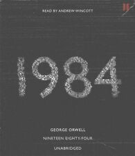 Nineteen Eighty-Four, Orwell, George, Very Good, Audio CD