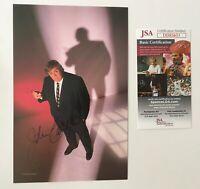 John Candy Signed Autographed 5.5 x 8.5 Photo JSA Certified