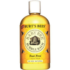 2 x 354ml Burts Bees Baby Bee Bubble Bath Tear Free