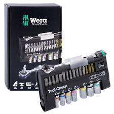 Wera Bitsortiment Tool-Check 1 SB 38-teilig Wera 05073220001, umschaltb. Ratsche