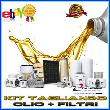 KIT TAGLIANDO OLIO 5w30+ FILTRI LAND ROVER FREELANDER 2.0 Td4 DAL 05.02 AL 10.06