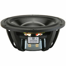 "Morel TiCW 634Nd Titanium Series Hybrid Cu 6"" Woofer 4 Ohm"