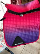 WeatherBeeta Prime Dressage Saddle Pad euc