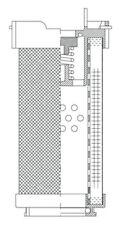 Wix W01AG255 Hydraulic Filter