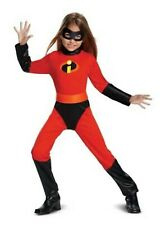 Child Disney The Incredibles Violet Costume Large 10-12 Nwt 3 piece set cosplay