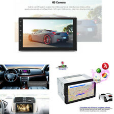 Universal Car Dash Radio Player 7'' Touch Screen GPS Navigation Android 6.0 WiFi