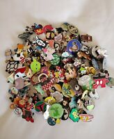 NEW DISNEY TRADING PINS 50 LOT, NO DOUBLES, HIDDEN MICKEY Free Priority Ship