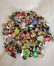 DISNEY TRADING PINS 50 LOT NO DOUBLES HIDDEN MICKEY NEW US SELLER
