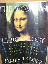 The Womens Chronology: A Year-By-Year Record, fro
