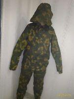 Light coloured Russian Soviet Army KZS Camo Meshy Suit Berezka  2 size Set
