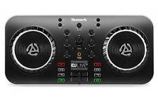 Numark iDJ Turntable Mixer Controller Create Live Remix Music for PC iPad iPhone