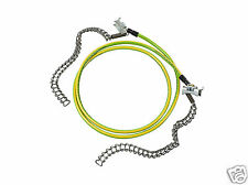 Dickie Dyer 90112 25 Ft/7.62 m Earthing Cable Spring Chains (90.012)