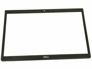 DELL GENUINE NEW LATITUDE 7490 FRONT LCD BEZEL WITH CAM PORT PART: 03WMTY, 3WMTY