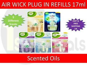AirWick Electrical Plug-in Refills 17ml Various Scent Oils VALUE PACKS